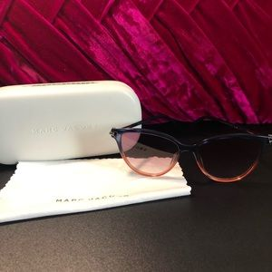 Marc Jacobs Cat-Eye Sunglasses